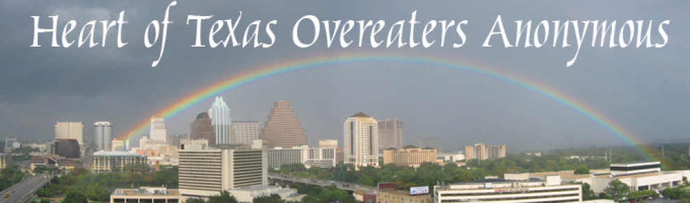 Heart of Texas Overeaters Anonymous